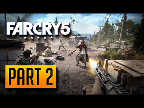 Far Cry 5 - Walkthrough Part 2: Merie Briggs (CO-OP Hard) from YouTube · Duration:  38 minutes 30 seconds