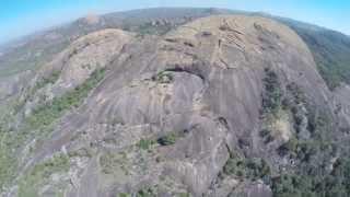 Silozwane Cave Matopos Zimbabwe