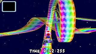[MKDS] Rainbow Road 1:38.423 (WR)