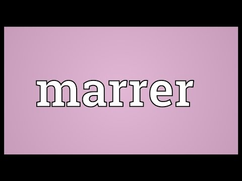 Header of marrer