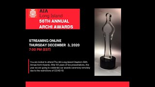 AIA Long Island 56th Annual Archi Awards Ceremony