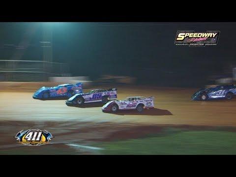 Sportsman @ 411 Motor Speedway July 17, 2018