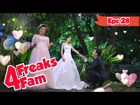 NEW 2019 Comedy Thailand Movie: 4 Freaks 4 Fam, Eps 28