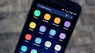Samsung Galaxy S8 TouchWiz Launcher APK (Download & Install)