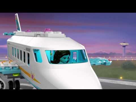 Heartlake Private Jet  - LEGO Friends - 41100