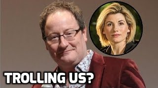 Video Did Chris Chibnall TRICK 'Doctor Who' Fans? download MP3, 3GP, MP4, WEBM, AVI, FLV November 2017