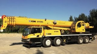 Автокран XCMG QY50K(Бесплатный подбор техники по ссылке - http://tstg.ru/ Компания ТракСпецТорг поставляет строительную и спецтехник..., 2014-10-21T13:45:16.000Z)