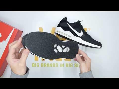 3d81b7fa Nike Air Max Guile - Black White - Unboxing   Walktall - YouTube