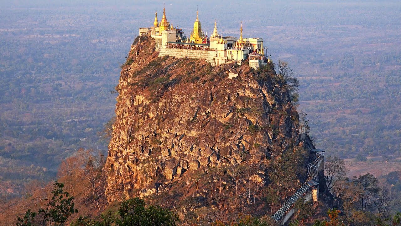 Mount Popa - Topic - YouTube