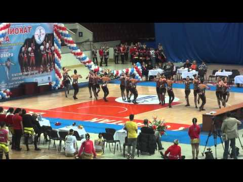Falcon Girls - World Championship 2011, St. Petersburg (Czech Republic)