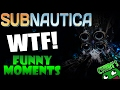 Subnautica Funny Moments Ep.2 SCARY CREATURES OF THE DEEP! WTF IS THAT?!