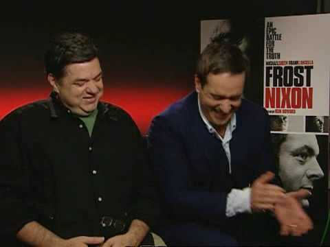 Oliver Platt and Matthew Macfadyen Interview