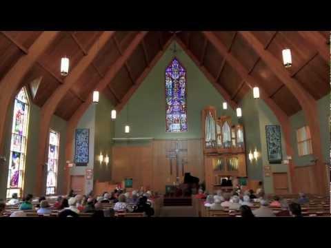 Pipe Organ Concert At Red Deer Church