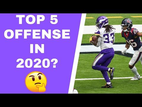 Minnesota Vikings offense: Top 5 in 2020?