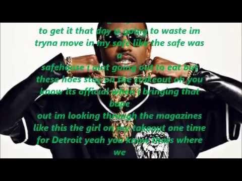 Big Sean - Cosmic Kev Freestyle (LYRICS)