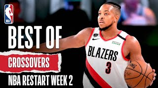 Best Of CROSSOVERS Week 2 | NBA Restart