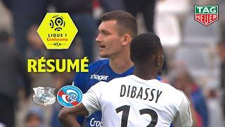 Amiens SC - RC Strasbourg Alsace ( 0-0 ) - Résumé - (ASC - RCSA) / 2018-19
