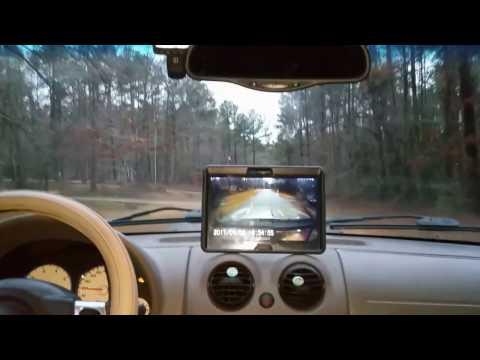 TOGUARD Car Dash Cam WiFi