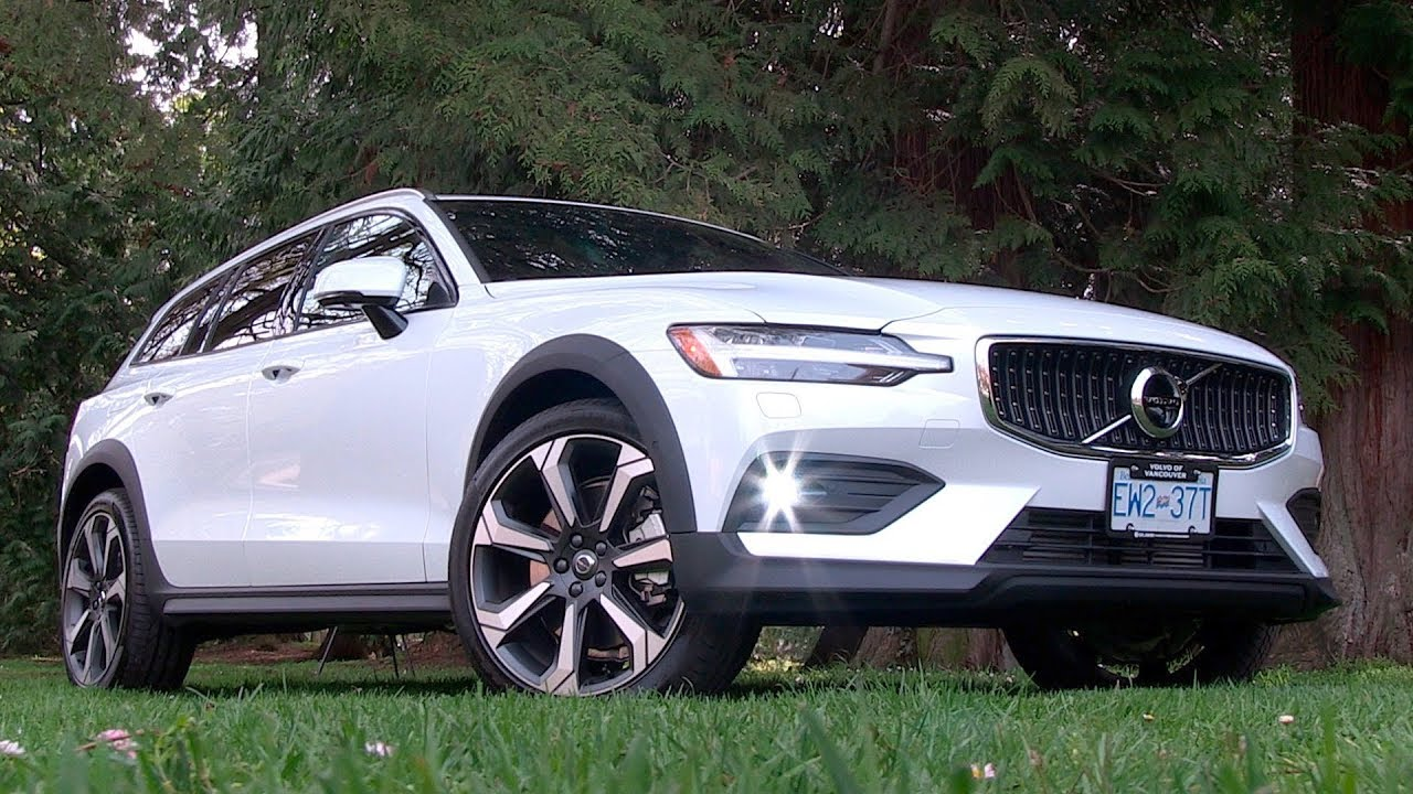 New Volvo V60 Cross Country Review Putting The Sport In Suv Youtube