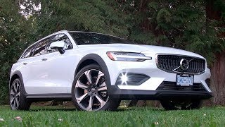 New Volvo V60 Cross Country Review //  Putting the Sport in SUV
