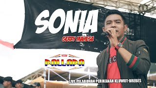 Download GERRY MAHESA - SONIA *NEW PALLAPA* Live Kluwut Brebes