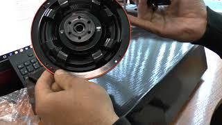 Комплект двухкомпонентной акустики RP16.