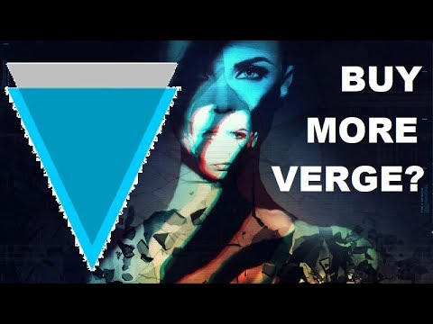 Buy Verge On The Dip? The Cardano Of Privacy Coins?