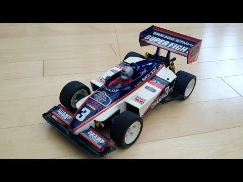 Taiyo Super Fight F1 Twin Turbo / Tyco Indy Turbo Vintage RC Nostalgia RC