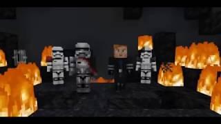 Minecraft Star Wars Sequel Skin Pack Trailer