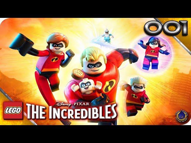 LEGO DIE UNGLAUBLICHEN 💪 [001] Die Welt braucht keine Superhelden