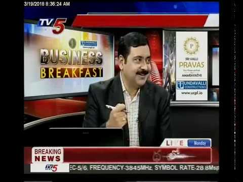 19th March 2018 TV5 News Business Breakfast