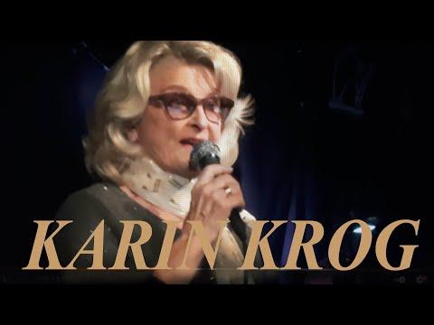 Karin Krog/Bergen Big Band 25 år // Vestnorsk Jazzsenter