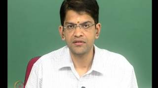 Mod-01 Lec-26 The Need for Value