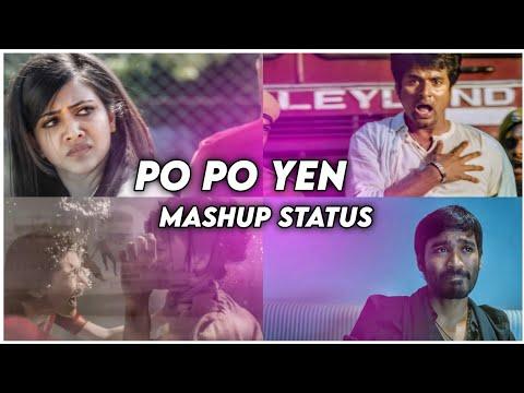 💔po-po-yen💔sid-sriram-💔love-failure-whatspp-status-video-tamil--alone-|sad|-mashup|lovely-perumal