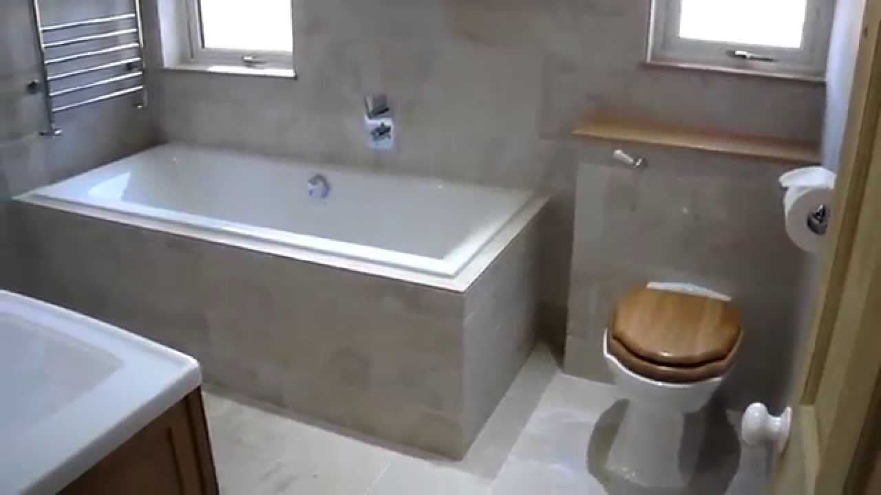 Passionate About Tiling Full Bathroom Installation YouTube - Full bathroom installation
