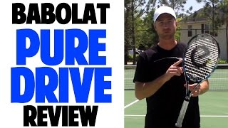 Babolat Pure Drive 2015 Review (Top Speed Tennis)