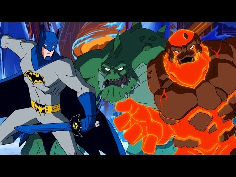 Batman Unlimited: Mechs Vs. Mutants | First 10 Minutes