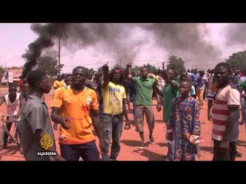 African Union suspends Burkina Faso after military coup