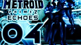 First encounter with Dark Samus// Metroid Prime 2: Echoes (Walkthrough 100%) [HD]