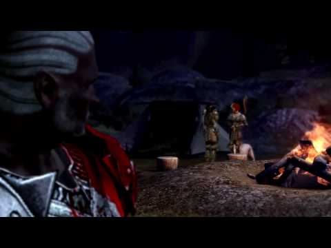 Dragon Age: Origins  Elven Song of Mourning Theme Song