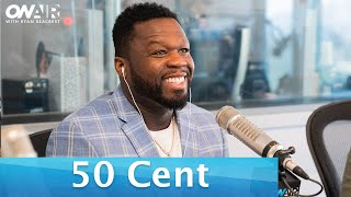 50 Cent Tells Us How He Built His Empire and the Magic Behind 'Power' | On Air With Ryan Seacrest