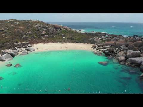 British Virgin Islands (BVI) in 4K, March 2018 (Post Irma)