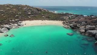 Exploring Anegada Island