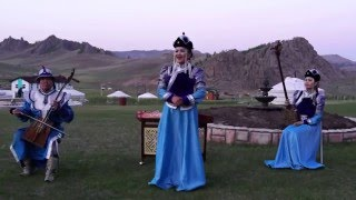 モンゴル伝統音楽歌声ホーミー
