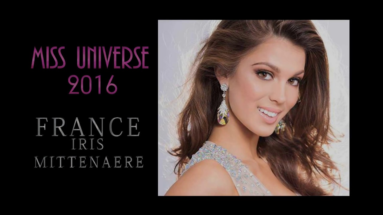 miss universe 2016 france youtube