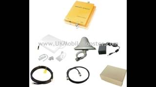 Mobile Phone Signal Booster UK O2