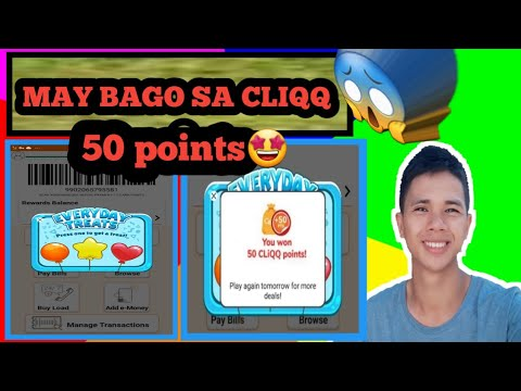 Cliqq Everyday treats 2019 I got 50 points : LightTube