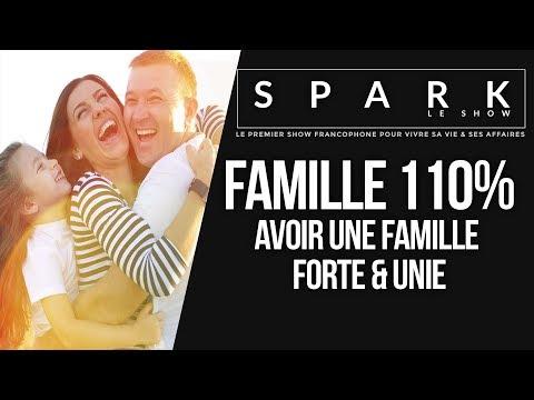 Secrets d'une Famille Riche & Heureuse - Spark le Show I Franck Nicolas