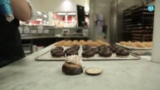 Semla med Nutella  - så gör du steg för steg