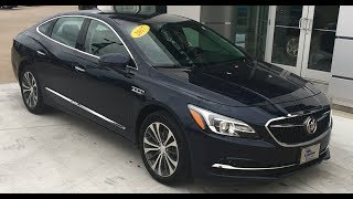 2017 Buick Lacrosse Walkaround/Overview - (23596)
